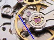 ETA2892-A2 姿勢差の調整 その1